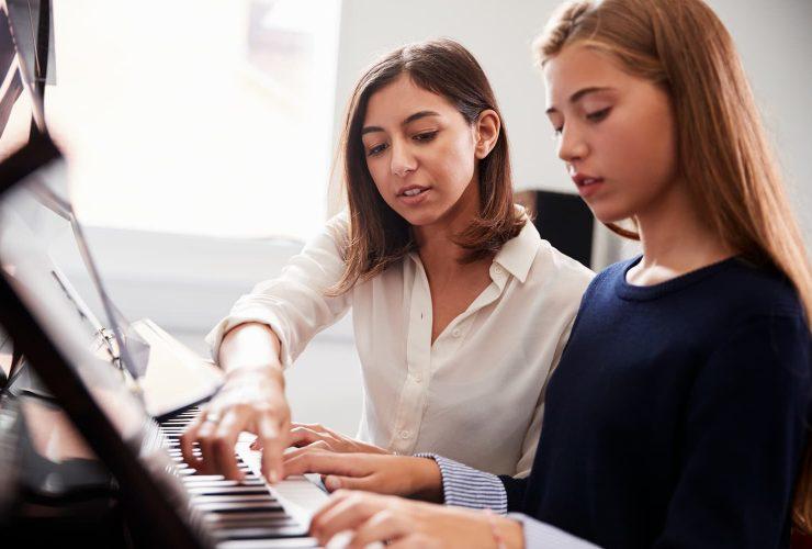 apprendre le solfège piano